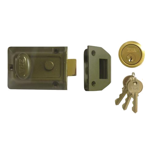 Era 133 Traditional Nightlatch