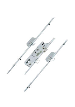 FUHR 2 Hook, 4 Roller Type 17 Upvc Door Lock