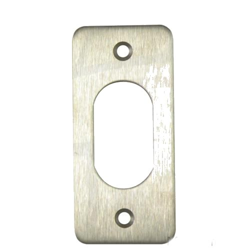 SOUBER SMALL SCREW  ON OVAL ESCUTCHEON