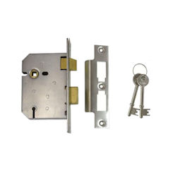 Union 2277 3 Lever Mortice Sash Lock